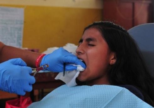 Extracción dental; sus riesgos