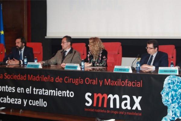 Asociación Madrileña de Cirugía Oral y Maxilofacial reúne a 100 asistentes