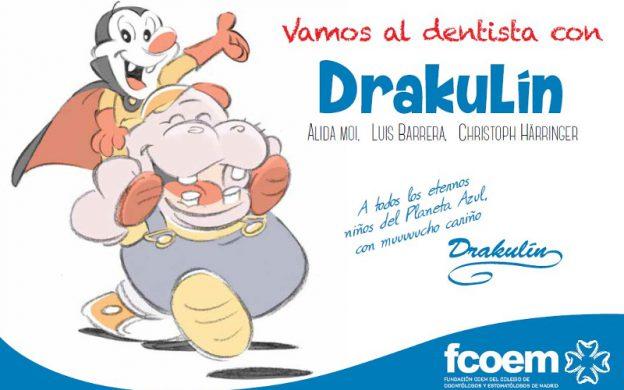 Libro de la Fundación COEM para que los niños pierdan el miedo al dentista